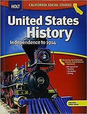 United States History : Independence to 1914 by William Deverell, Deborah Gray White and Deverell (2006, Hardcover)