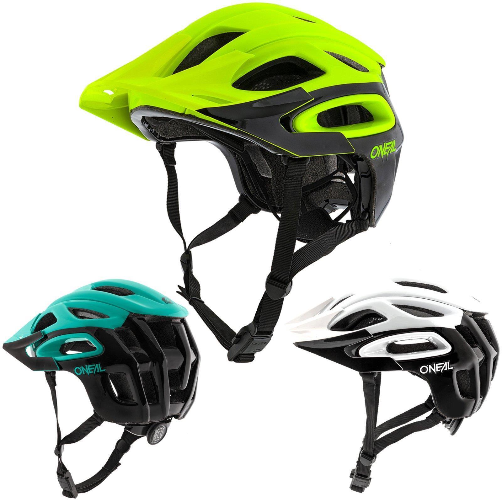 ONeal Orbiter II Solid Fahrrad All Mountain Bike Helm MTB Trekking Enduro Trail