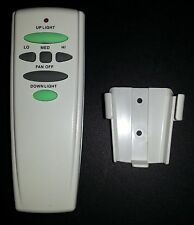 Genuine Hampton Bay Ceiling Fan Remote Control - UC7078T with Up/Down Light