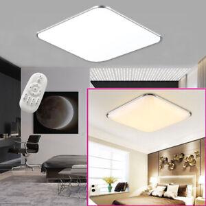 Deckenleuchte 24w Ultraslim Dimmbar Led Badezimmer Deckenlampe