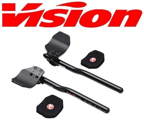 Vision Trimax Pro R-Bend  TT Triathalon Clip On Aero Bar 31.8mm x 290 UCI Bike