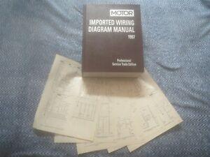 1997 MERCEDES BENZ E300 E320 E420 WIRING DIAGRAM ...