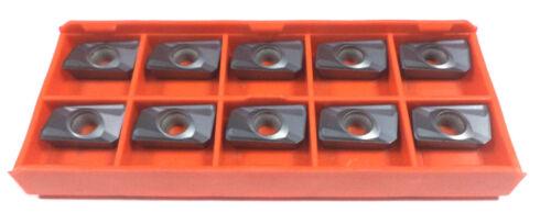 Wendeschneidplatten 10 Stück Wendeplatten APKT 1604 AlTiN WSP zum Fräsen