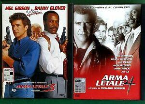 ARMA-LETALE-3-1992-ARMA-LETALE-4-1998-2-DVD-CUSTODIA-SNAPPER-CASE-WARNER