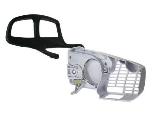 Kettenraddeckel mit Kettenbremse und Handschutz passend für Stihl MS 192 T MS192