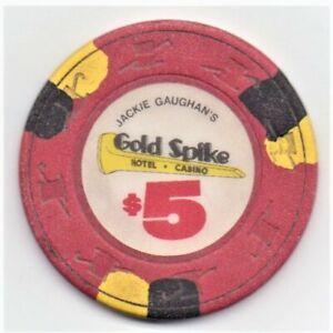 gold spike casino sale