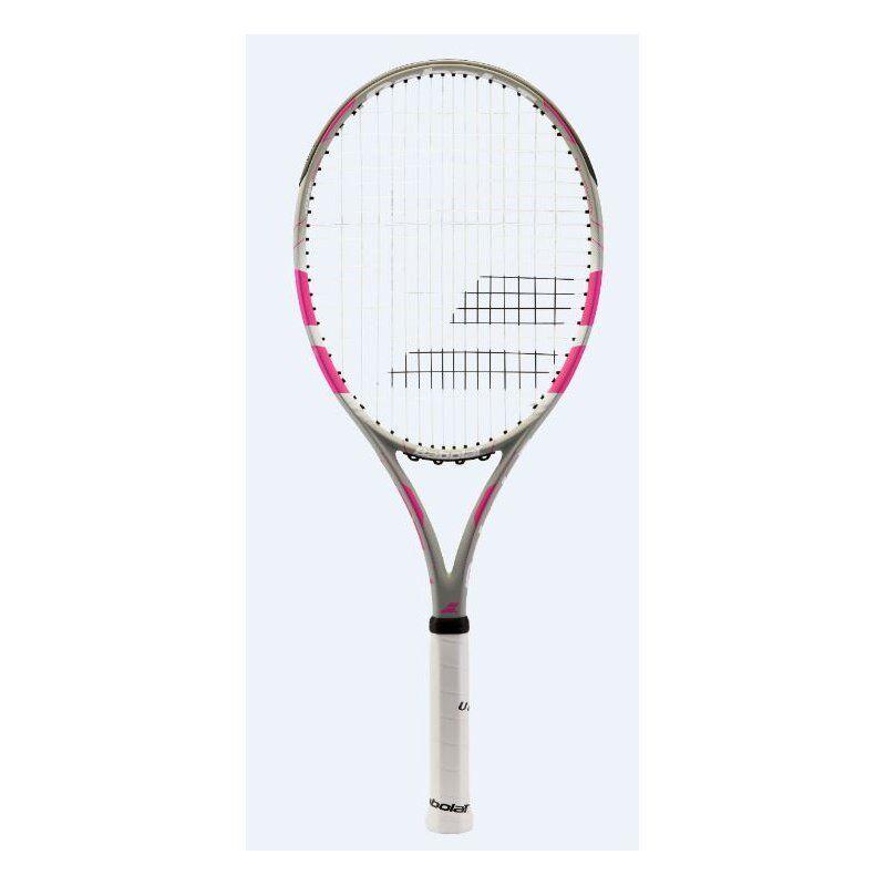 Babolat Flow Lite Pink besaitet Griff L3 = 4 3 8 Tennis Racquet Tennisschläger