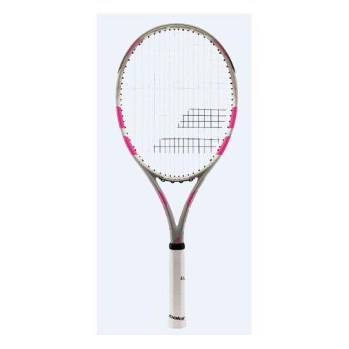 Babolat Flow Lite Pink besaitet Griff L3 = 4 3//8 Tennis Racquet Tennisschläger