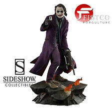 BATMAN THE DARK KNIGHT - Joker Premium Format Statue (Sideshow)