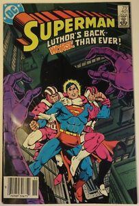 1984 SUPERMAN #401  -   VG                      (INV9754)