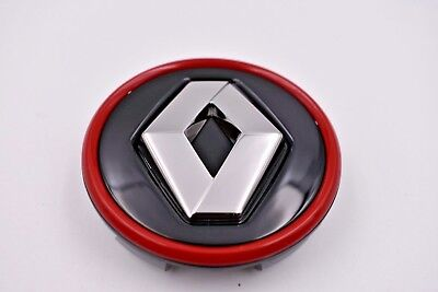 4 X Set Renault Roue Alliage Centre Caps Hub 57 mm Megane Laguna Clio Twingo