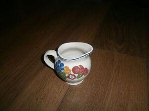 Staffordshire-CHIANTI-Milk-Jug