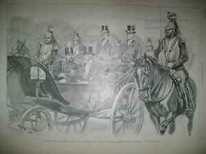 SHAH-DE-PERSE-IRAN-ASSASSINAT-ROI-ITALIE-EXPEDITION-DE-CHINE-ILLUSTRATION-1900