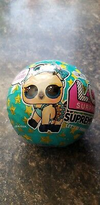 LOL Surprise Limited Edition SUPREME PET Series Lucky Luxe Ball IN HAND!