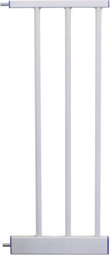 Verlängerungen//Erweiterung Tür-/& Treppenschutzgitter IB-Style MEGANE weiß//blau