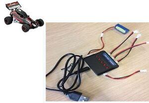 Ersatzteil-AMEWI-Buggy-Phantom-5x-USB-Ladegeraet-Phantom-Buggy