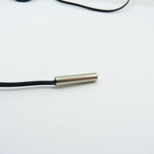 NTC Thermistor Temperature Sensor 3950 5K 1/% Waterproof Probe 5 x 25mm 1m Cable