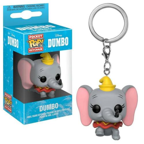 Dumbo porte-clés Pocket POP! Vinyl Dumbo 4 cm figurine Disney keychain 317535