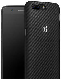size 40 e1729 49e76 Details about 100% Original OnePlus Full Cover Karbon Bumper Case Covers  For OnePlus 5 Five