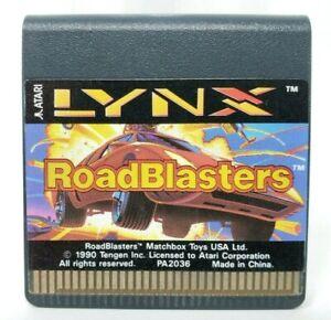 RoadBlasters-Atari-Lynx-Game-Cartridge-Only