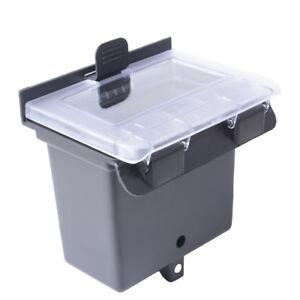 Black-Dash-Box-for-Polaris-RZR-900-amp-S-2015-RZR-XP-1000-2014-RZR-XP-4-1000-PS