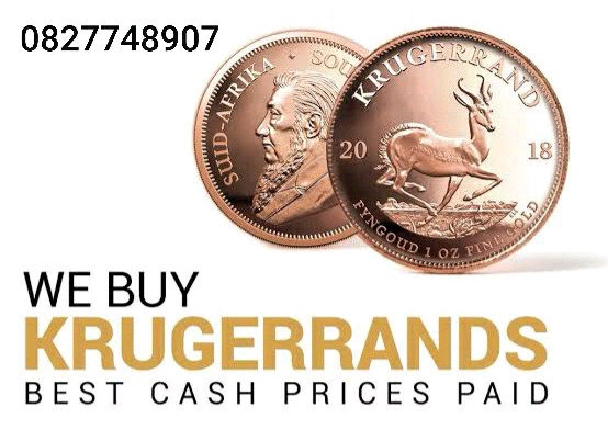 We BUY Gold and Krugerrands