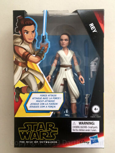 """5/"""" Action Figures Rise of Skywalker STAR WARS: Galaxy of Adventure"""