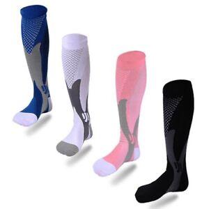 Fitness-Varices-Calcetines-de-compresion-Estiramiento-de-la-pierna-de-apoyo