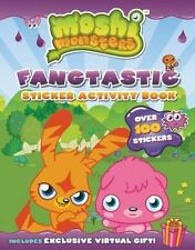 Fangtastic Sticker Activity Book (Moshi Monsters) - New  - Paperback