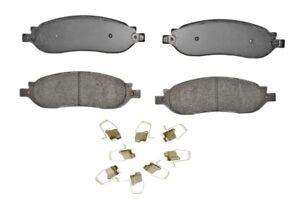 For 05-07 Ford F-250 Super Duty,F-350 Super Duty Rear Semi-Metallic Brake Pads