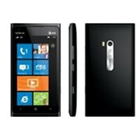 Nokia Lumia 900 Sim-Free Unlocked Mobile Phone (Black)