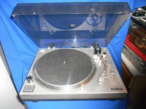 Sherwood-PM-9805-Argento-piatto-audio-giradischi-hi-fi-vintage-thorens-marantz
