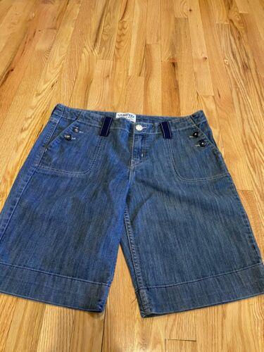 Signature Levi Strauss Misses 14 Bermuda Shorts