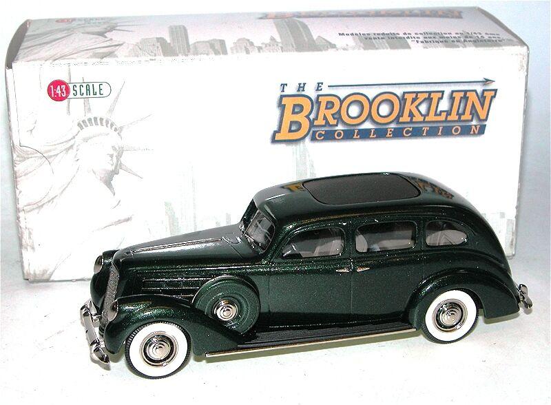 Brooklin models BRK 141 - 1937 Lincoln K 7-Passenger Sedan Eververt 1 43