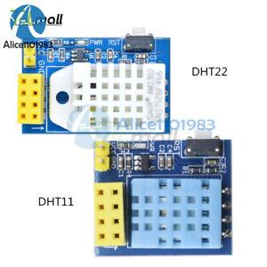 ESP8266 ESP-01 ESP-01S DHT11 DHT22 AM2302 Wifi Temperature Humidity Sensor Board