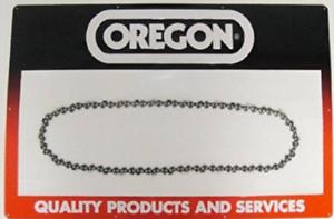 "2 60 Drive Links ;PO#44T-KH Loops 16/"" Oregon Chain 72LGX060G .050 3//8/"" Pitch"