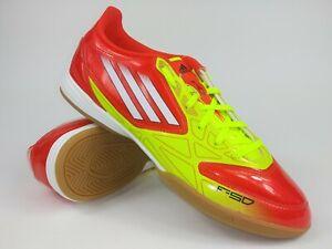 Adidas Mens Rare F10 IN V23913 Orange