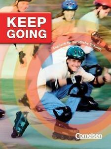 Keep Going - Third Edition / A2/B1 - Schülerbuch von John Stevens (2003, Tasche…