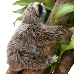 13-7-034-Cute-Sloth-Plush-Doll-Wild-Animal-Stuffed-Toy-Pillow-Cushion-Kids-Gift-New