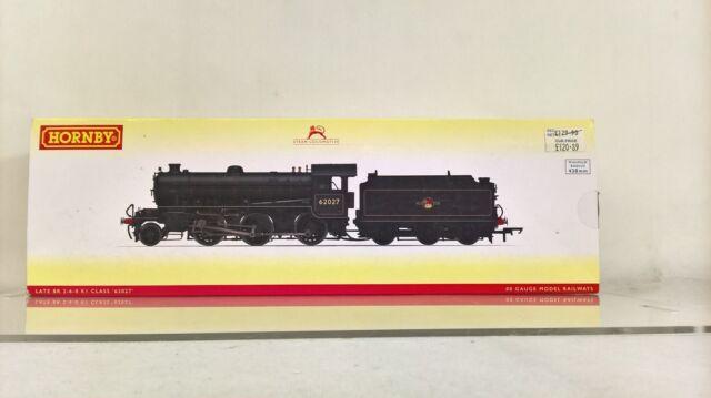 Hornby R3243A BR Late 2-6-0 Class KI Locomotive '62027' DCC Ready **NEW**