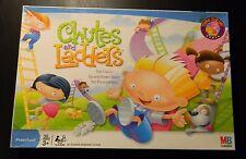 Milton Bradley Chutes And Ladders Preschool Game No Reading Family Game Night