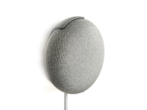 3D-printed Made in USA Wall Mount for Google Home Mini