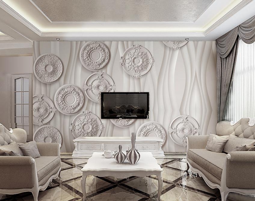 3D Geprägtes Muster 835 Tapete Wandgemälde Tapete Tapeten Bild Familie DE Summer