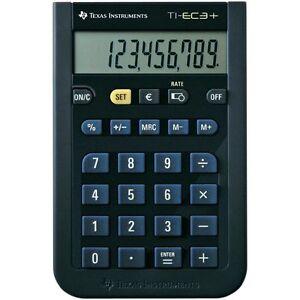 2x-TEXAS-INSTRUMENTS-Calcolatrice-da-tavolo-ti-ec-3-UFFICIO-TASCABILE