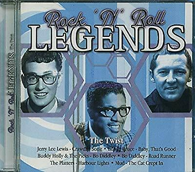 RockN Roll Legends-the Twist, Various, Used; Good CD