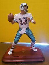 Dan Marino Danbury Mint Figure NFL Miami Dolphins
