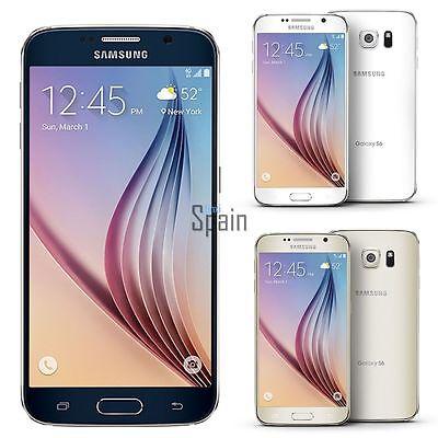 """Unlocked Samsung Galaxy S6 SM-G920F/V- S5 SM-G900F 5.1"""" 16/32G 4G LTE Smartphone"""