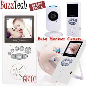Wireless Baby Cam Video/Audio GB101 Baby Monitor