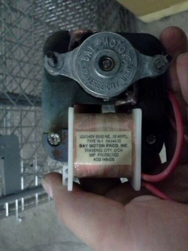 20+ New Bay Motor Type 1A-1 5A144-32 230//240V 50//60HZ 19 AMP Fan Motor Qa 1 5+