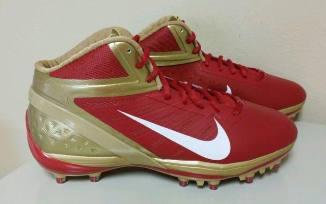 Casual wild Nike Alpha Talon Elite 3/4 TD Football Cleats   Comfortable